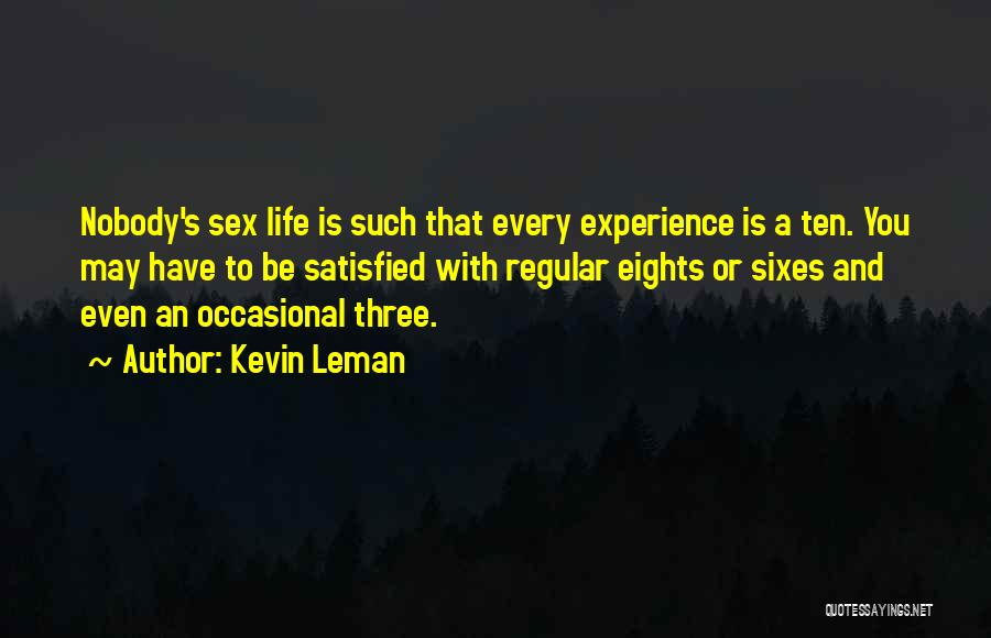 Kevin Leman Quotes 1210019