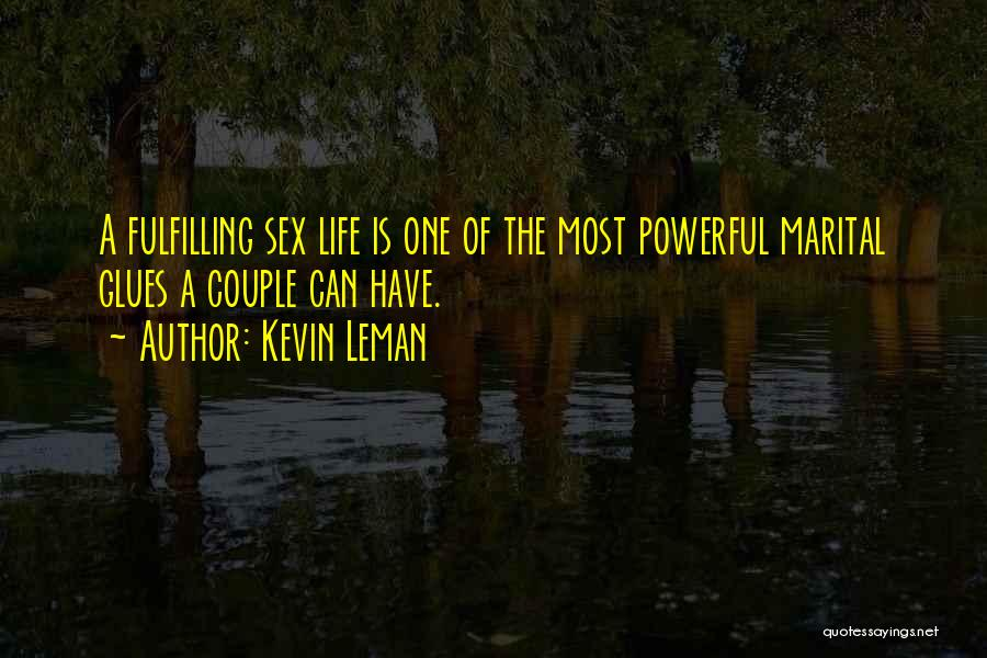 Kevin Leman Quotes 1229359