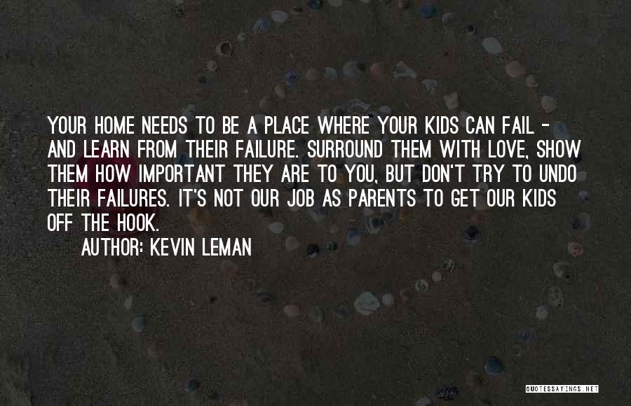 Kevin Leman Quotes 1404924