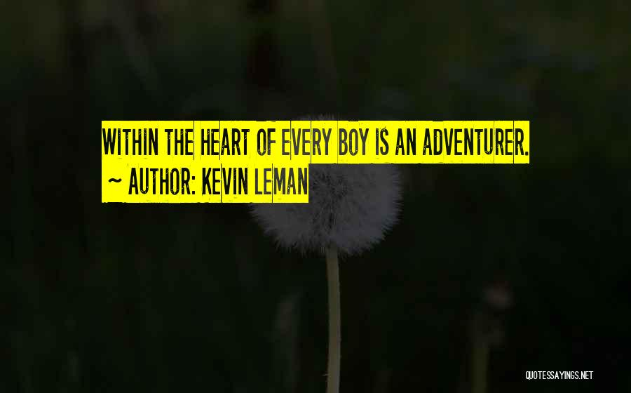 Kevin Leman Quotes 1753079