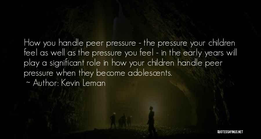 Kevin Leman Quotes 2146070
