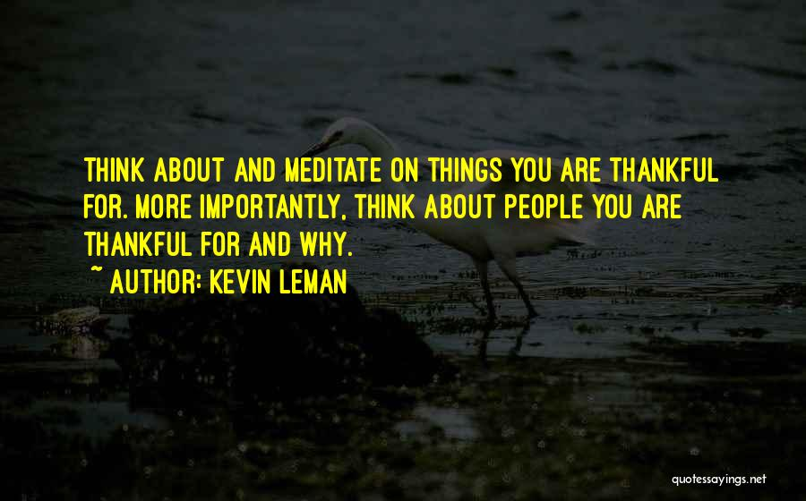 Kevin Leman Quotes 482259