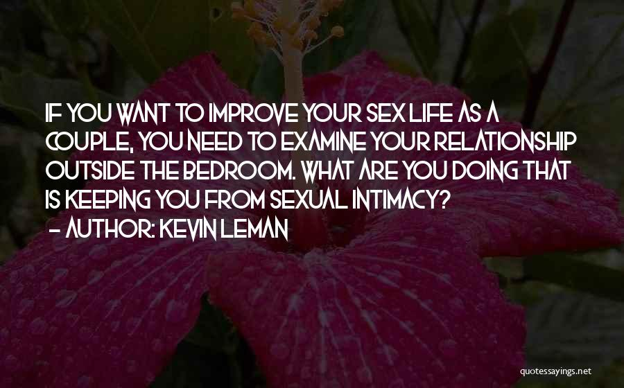 Kevin Leman Quotes 732624