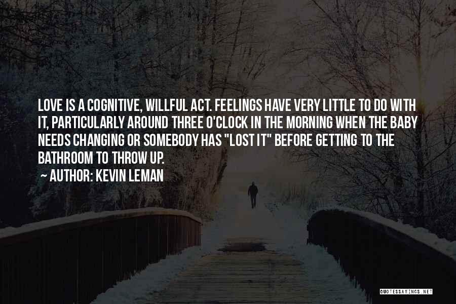 Kevin Leman Quotes 80990
