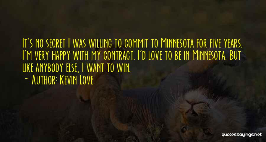 Kevin Love Quotes 1888397