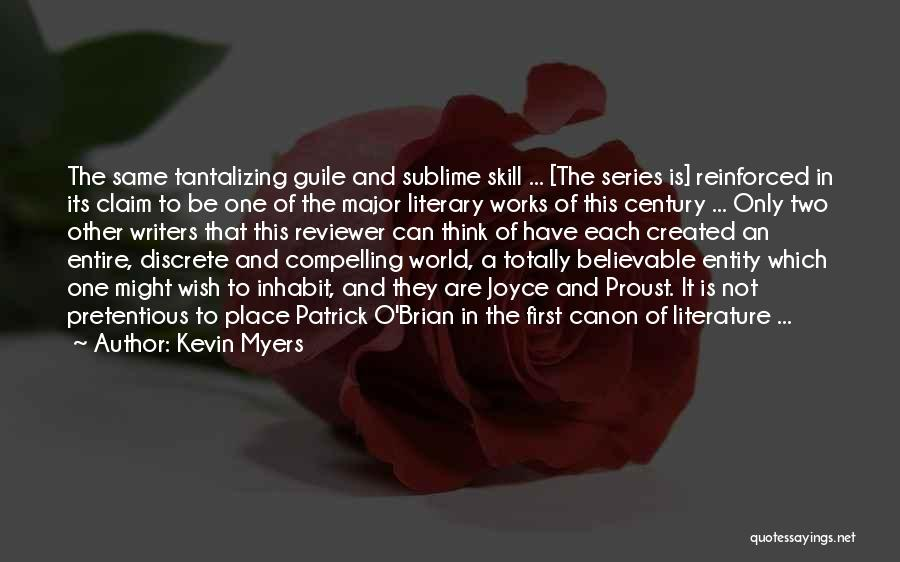 Kevin Myers Quotes 644093