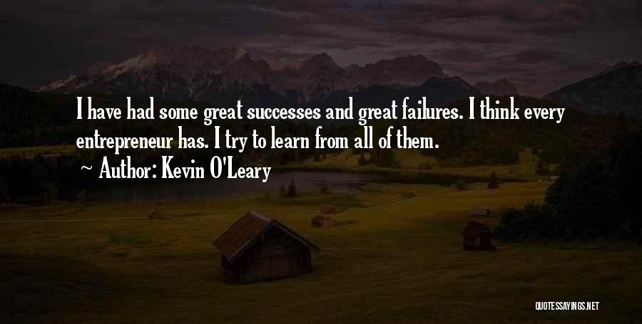 Kevin O'Leary Quotes 1797678