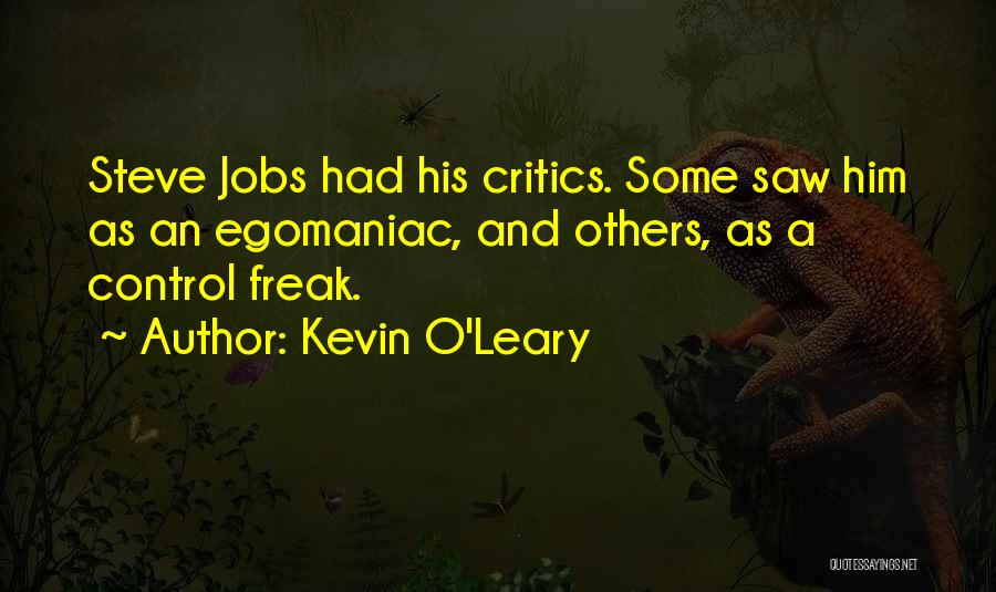 Kevin O'Leary Quotes 2111839