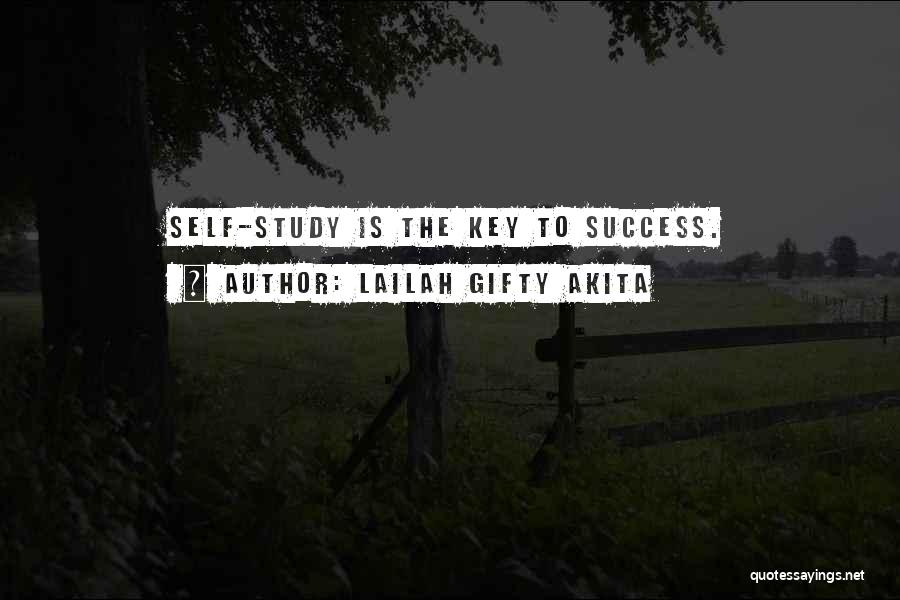 Key To Success Education Quotes By Lailah Gifty Akita