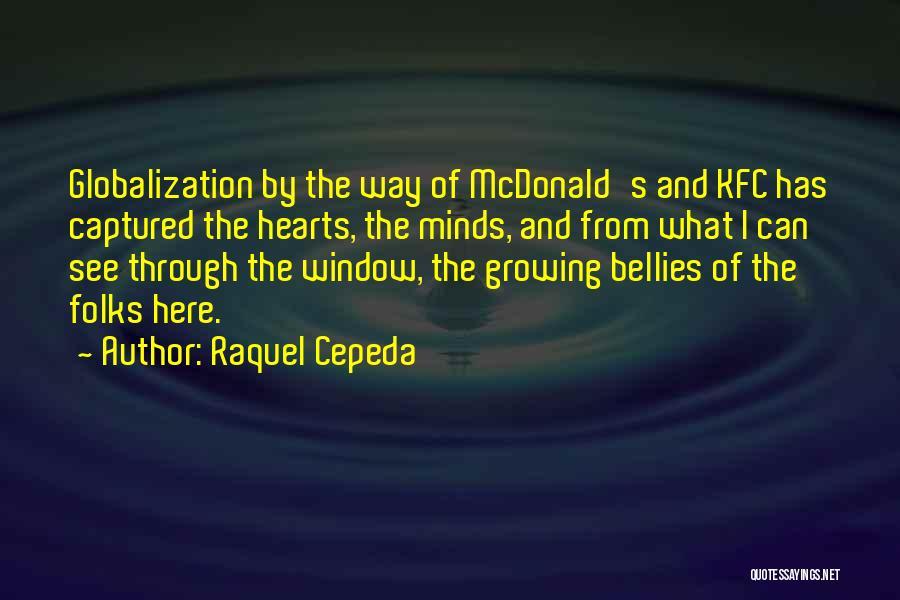 Kfc Quotes By Raquel Cepeda