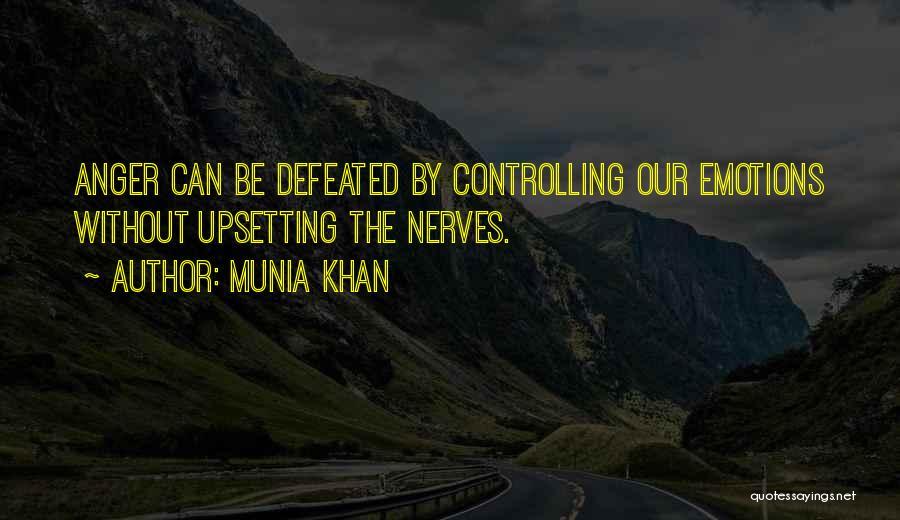 Khan Wrath Quotes By Munia Khan
