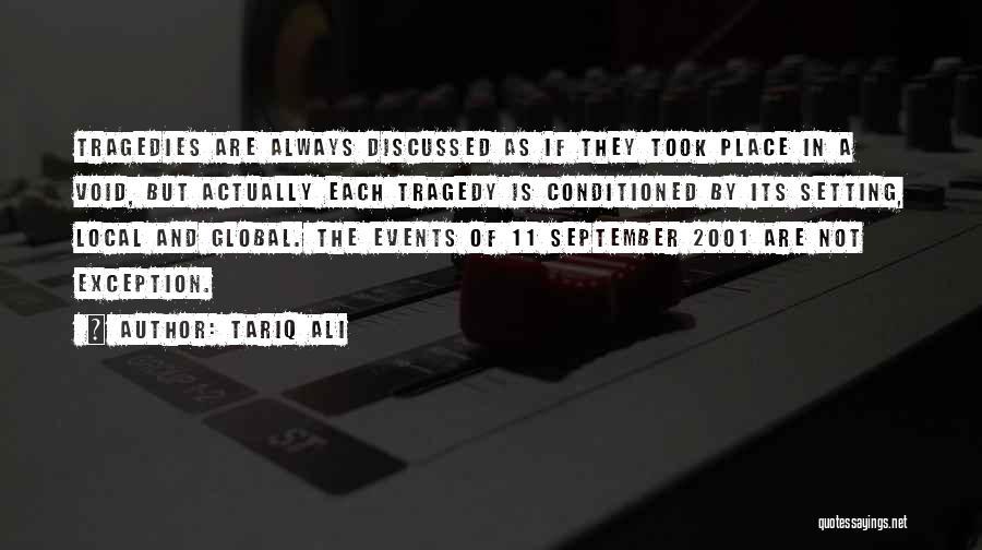 Kharisma P Lanang Quotes By Tariq Ali
