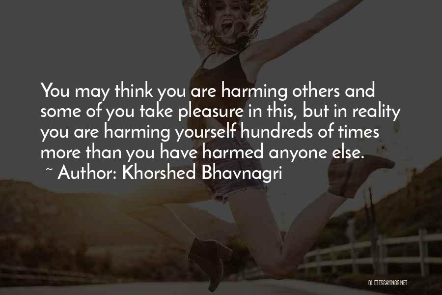 Khorshed Bhavnagri Quotes 177205
