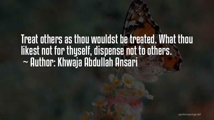 Khwaja Abdullah Ansari Quotes 1957335