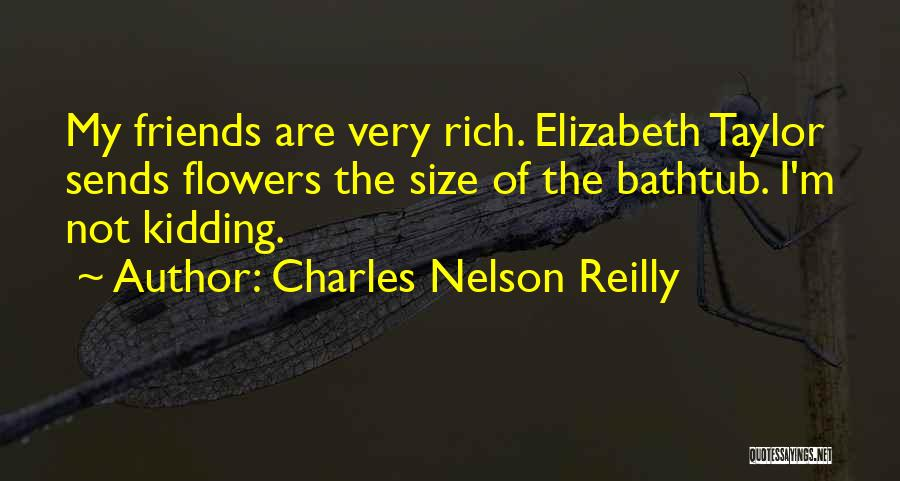Kidding Quotes By Charles Nelson Reilly