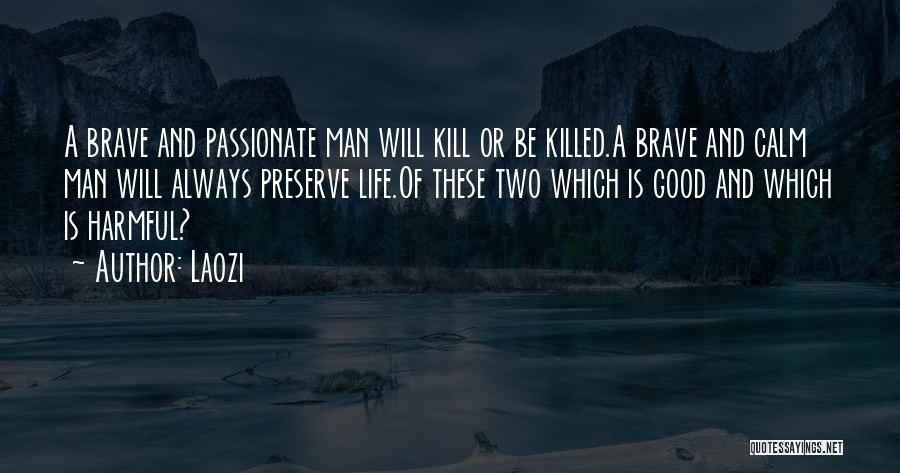 Kill Or Be Killed Quotes By Laozi