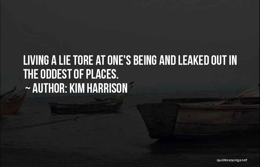 Kim Harrison Quotes 1646709