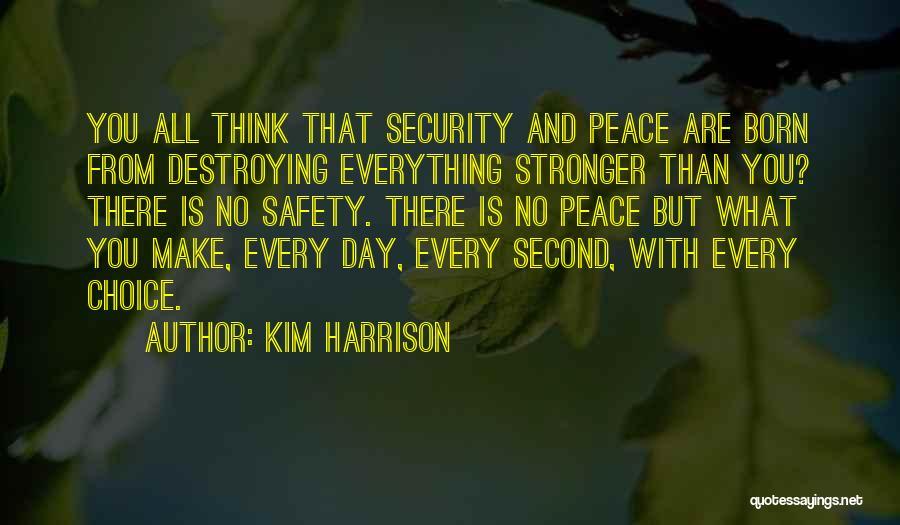 Kim Harrison Quotes 1746050