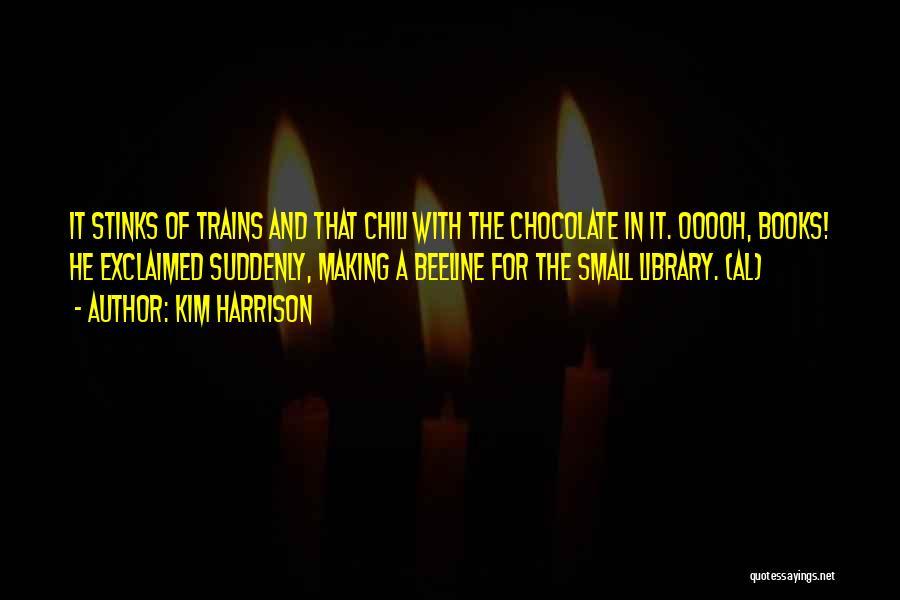 Kim Harrison Quotes 181162