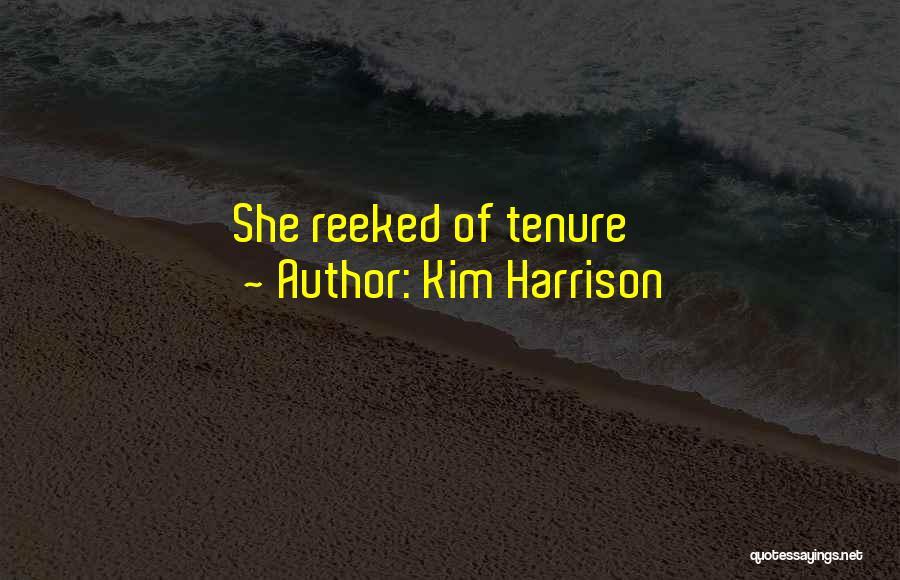 Kim Harrison Quotes 1855880