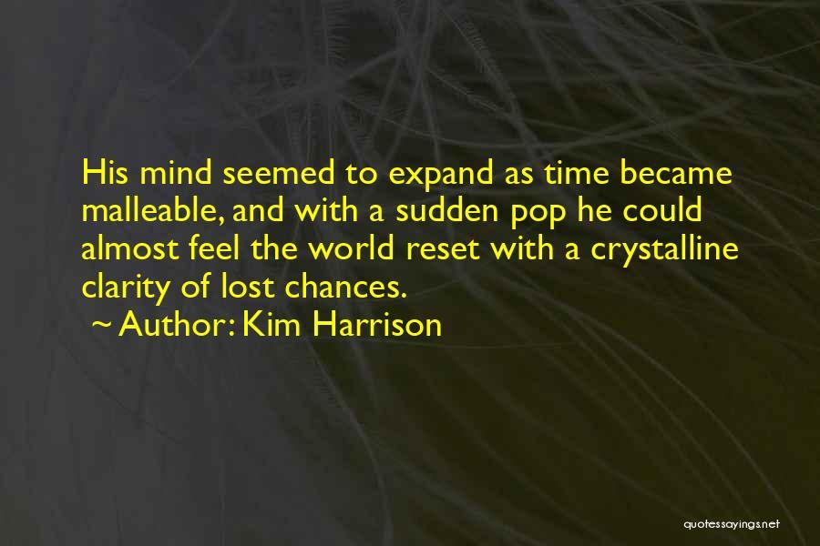 Kim Harrison Quotes 1959590