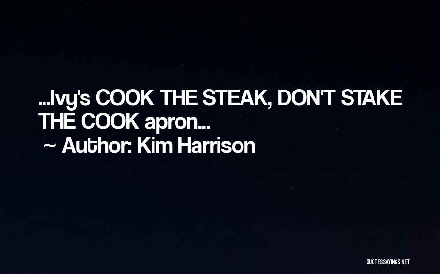 Kim Harrison Quotes 1993699