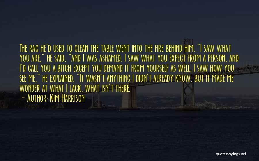 Kim Harrison Quotes 2008784