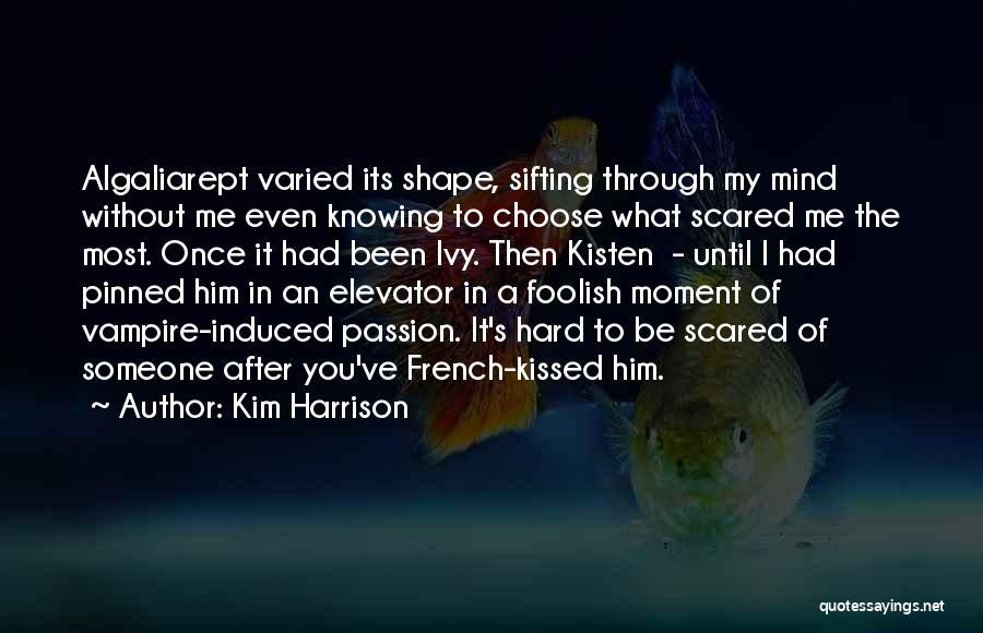 Kim Harrison Quotes 404309