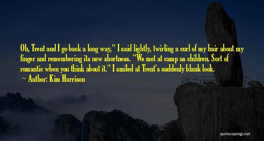 Kim Harrison Quotes 501796
