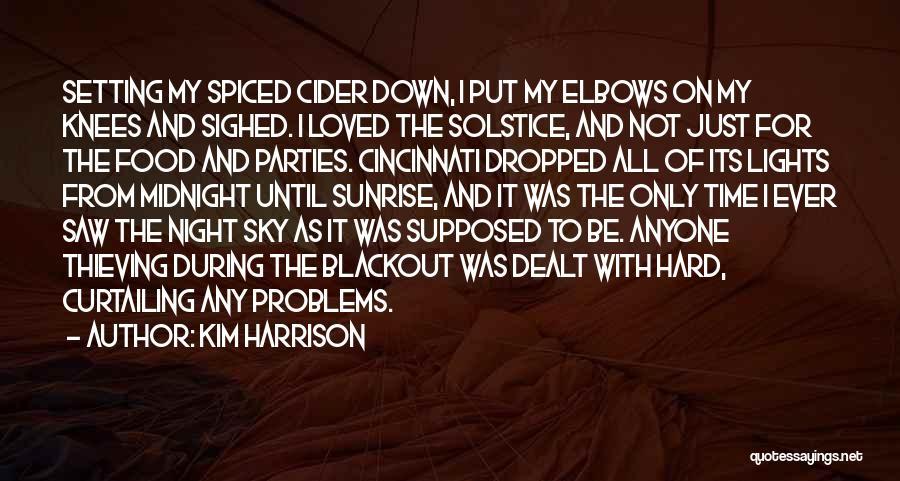 Kim Harrison Quotes 670489