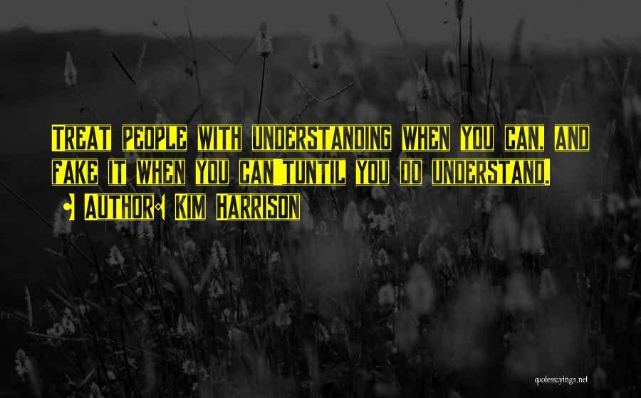 Kim Harrison Quotes 97668
