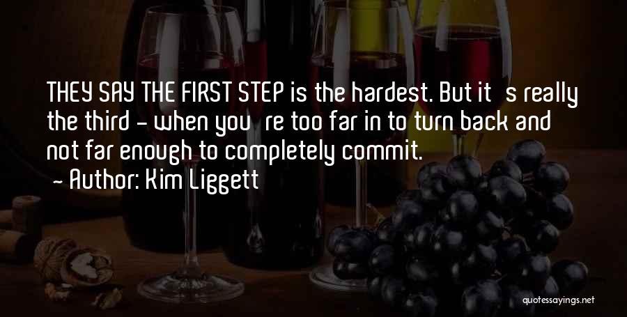 Kim Liggett Quotes 1697834
