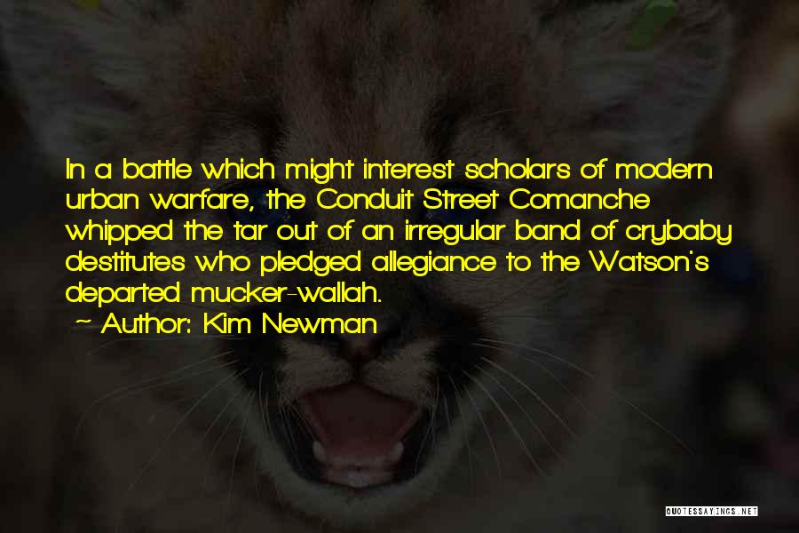 Kim Newman Quotes 1251610
