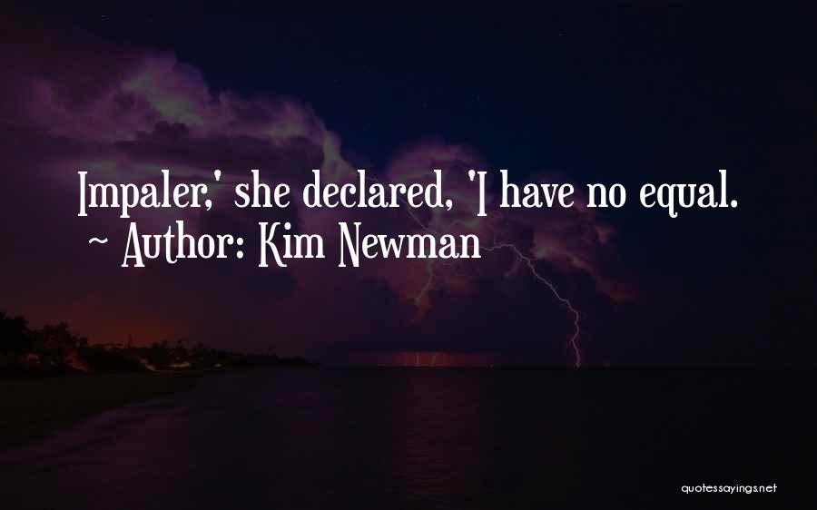 Kim Newman Quotes 1617713