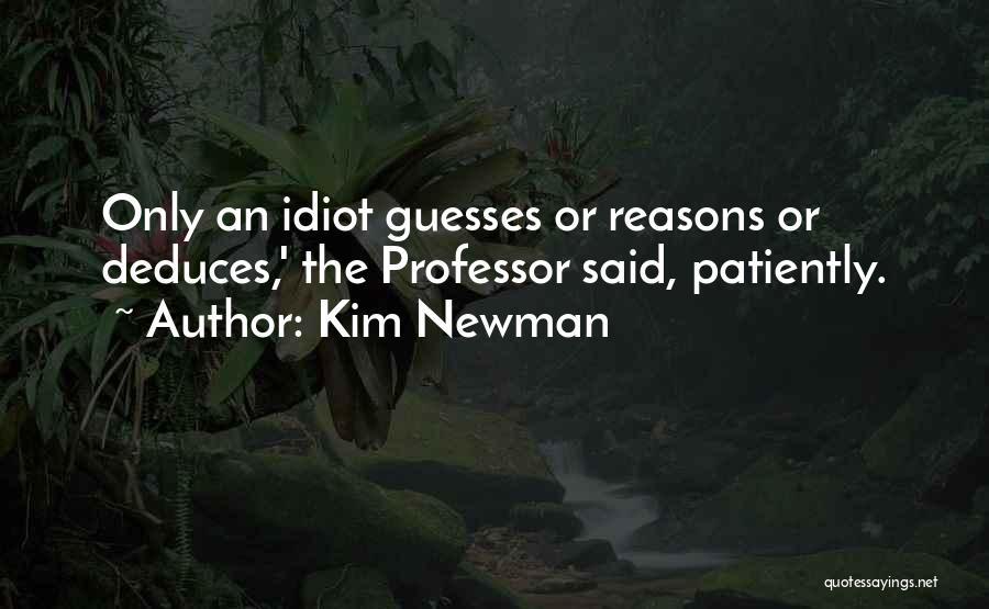 Kim Newman Quotes 2086927