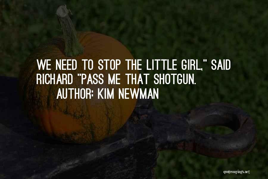 Kim Newman Quotes 408499