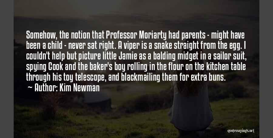 Kim Newman Quotes 763345