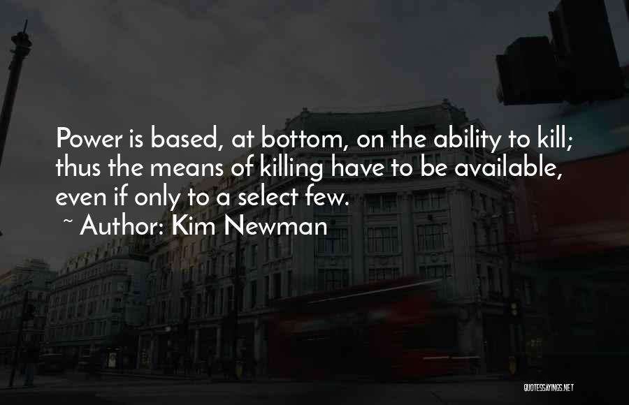 Kim Newman Quotes 987167