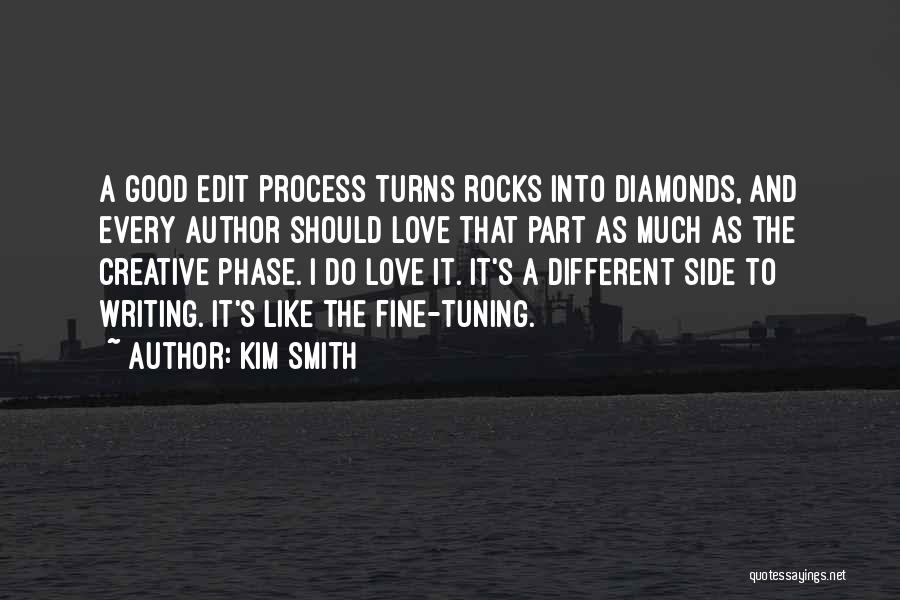 Kim Smith Quotes 568357