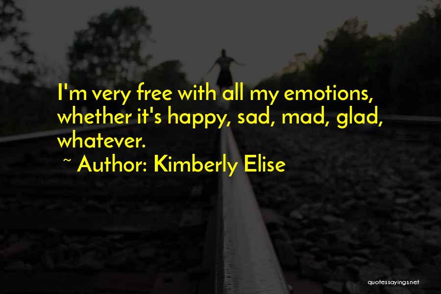 Kimberly Elise Quotes 1207404
