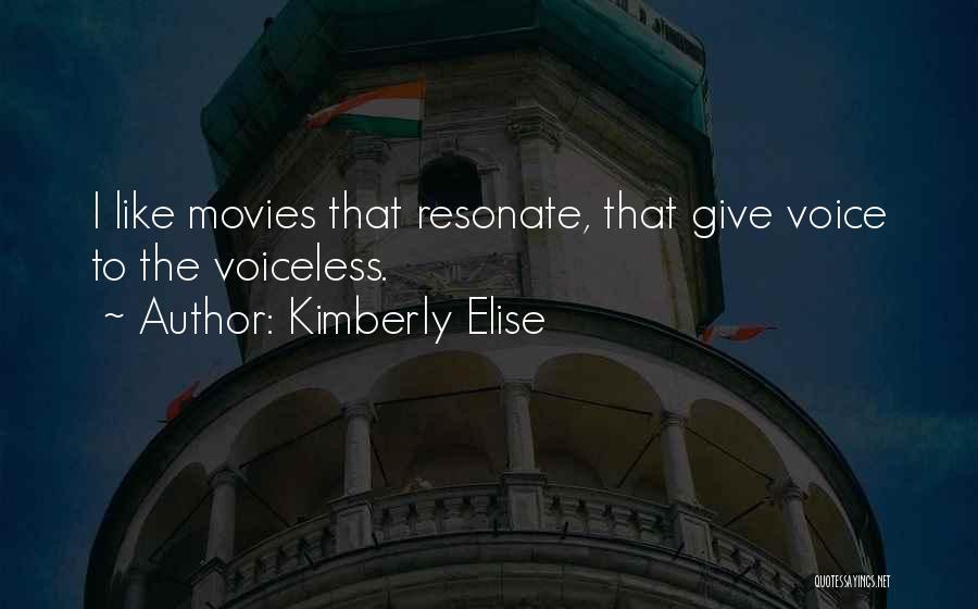 Kimberly Elise Quotes 1308937
