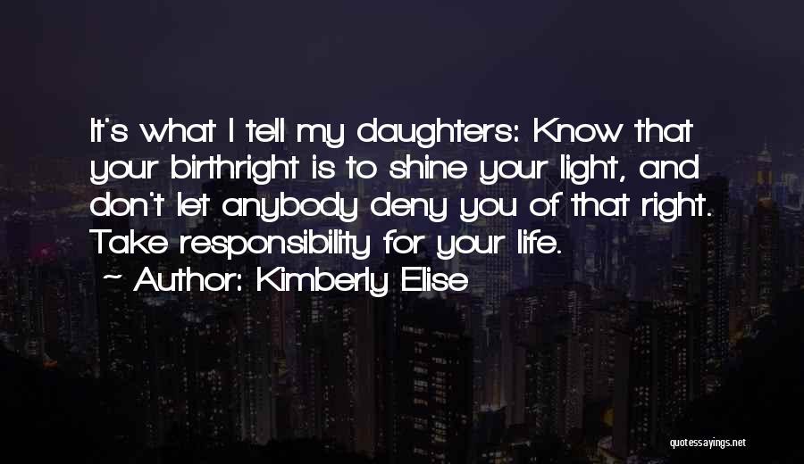 Kimberly Elise Quotes 1489389