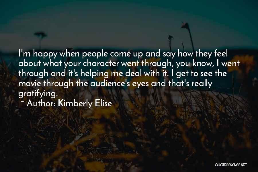 Kimberly Elise Quotes 1762269