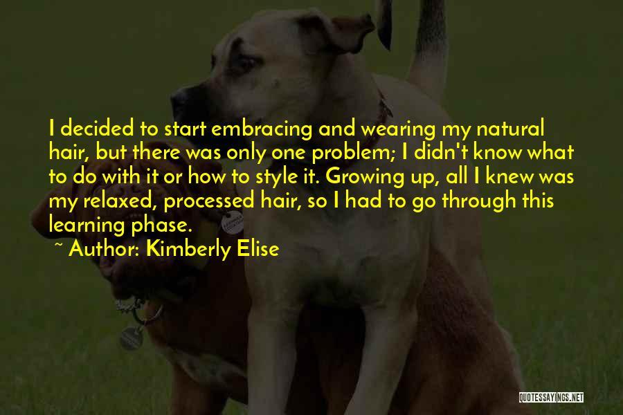 Kimberly Elise Quotes 1779694