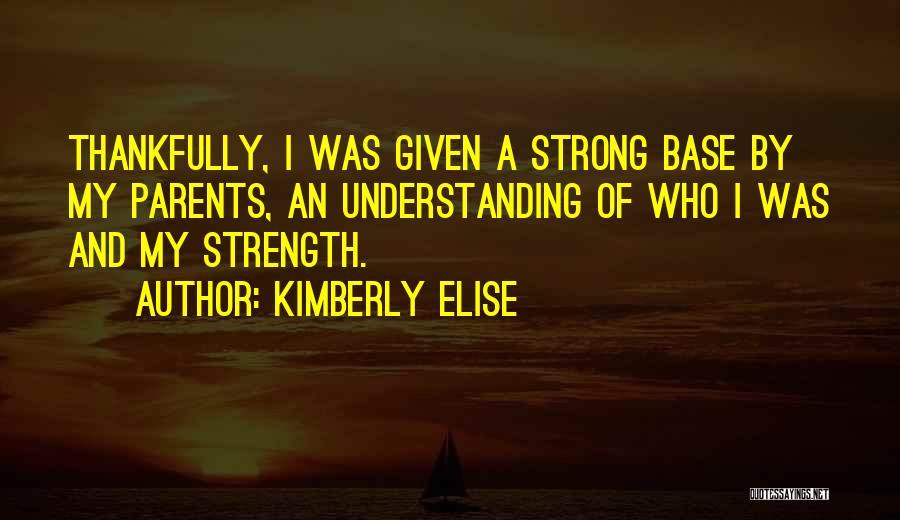 Kimberly Elise Quotes 1792546