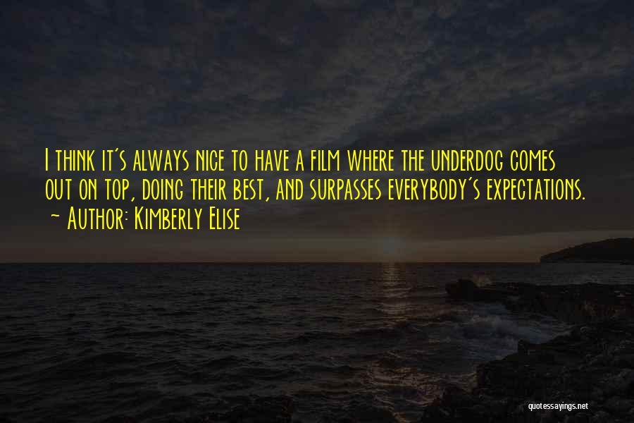 Kimberly Elise Quotes 1804910