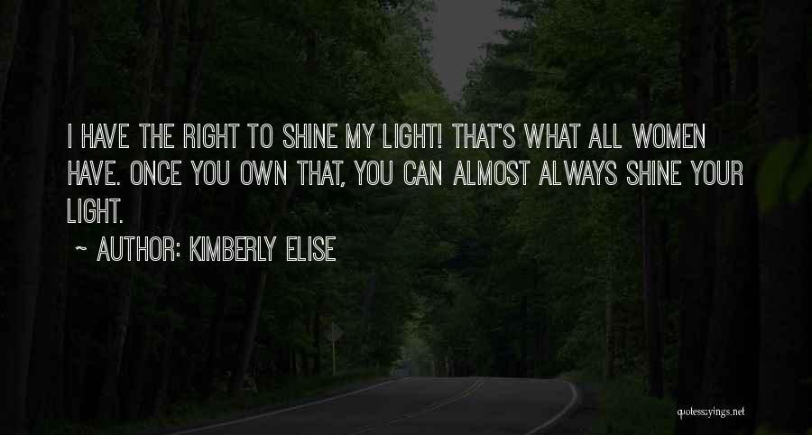 Kimberly Elise Quotes 1841953