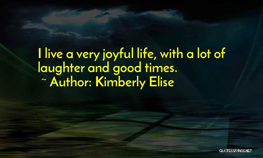 Kimberly Elise Quotes 186428