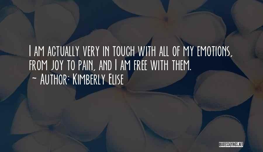 Kimberly Elise Quotes 1903669