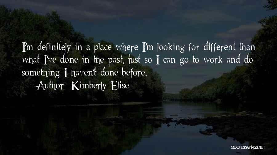 Kimberly Elise Quotes 2125905